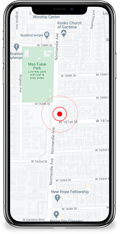 Volta app - Use you mobile not as a tracking device